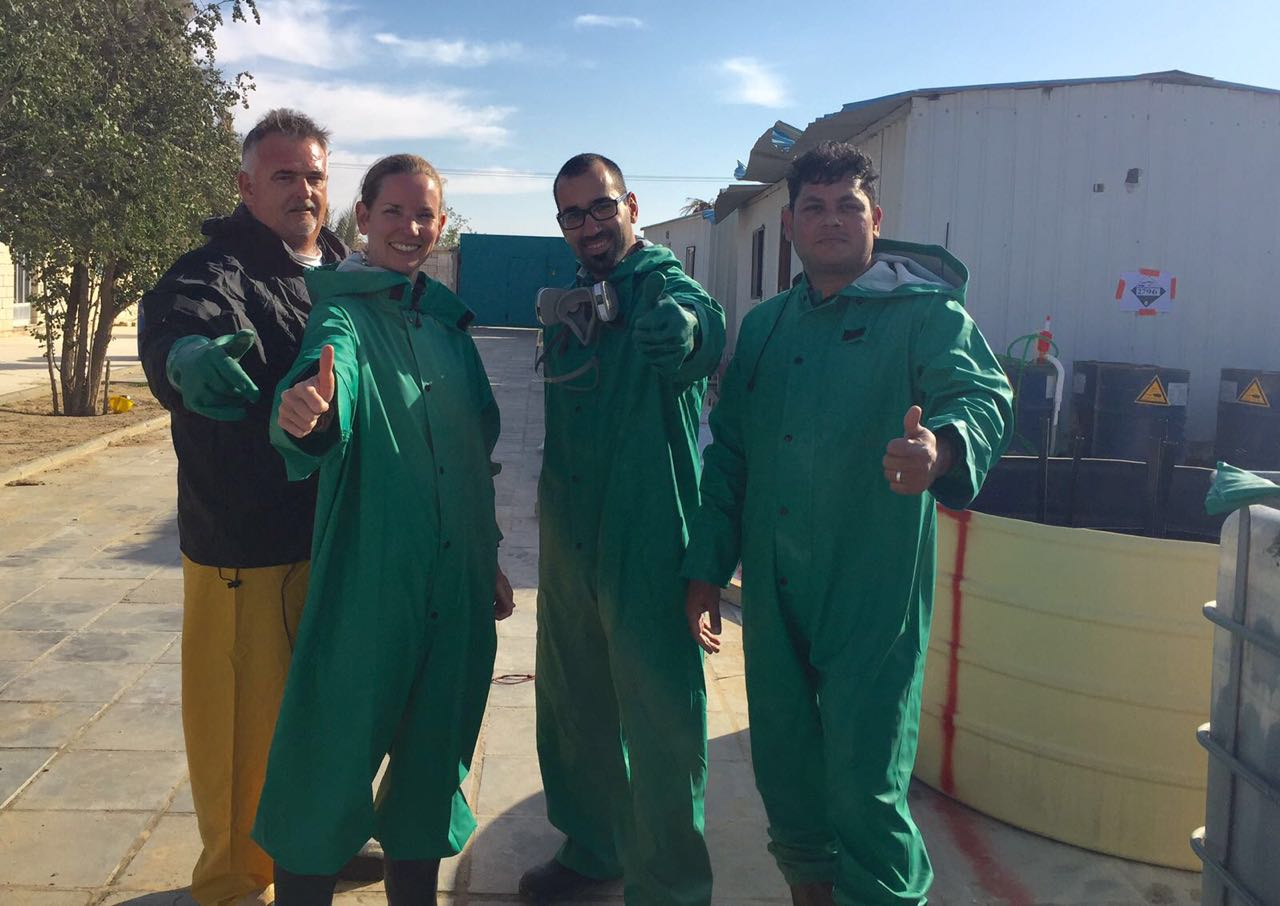 Sulfuric Acid - Hazardous waste management team